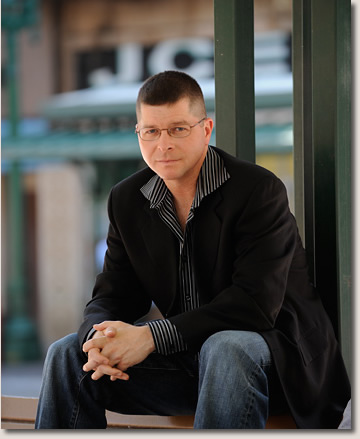 Author Paul Bouchard